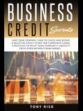 Business Credit Secrets: Save Your Company. How to Check and Repair a Negative Credit for Corporate Loans. Strategies To Solve Your Company's L