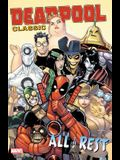 Deadpool Classic, Volume 15: All the Rest