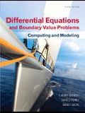 Differential Equations and Boundary Value Problems: Computing and Modeling (5th Edition) (Edwards/Penney/Calvis Differential Equations)