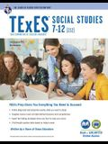 TExES Social Studies 7-12 (232) Book + Online
