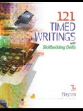 121 Timed Writings with Skillbuilding Drills (with MicroPace Pro Individual) (Keyboarding Production)