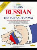 Learn Russian the Fast and Fun Way with Cassettes