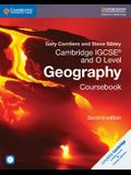 Cambridge IGCSE and O Level Geography Coursebook [With CDROM]