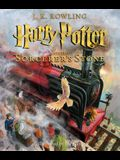 Harry Potter and the Sorcerer's Stone: The Illustrated Edition (Harry Potter, Book 1): The Illustrated Edition