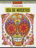 Colorea Dia de Los Muertos