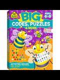 Big Codes, Puzzles & More: Activity Book