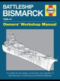 Battleship Bismarck Manual 1936-41: An Insight Into the Design, Contruction and Operation of Nazi Germany's Most Famous and Feared Battleship