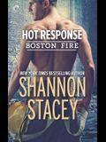 Hot Response: A Firefighter Romance