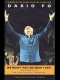 We Won't Pay! We Won't Pay! and Other Works: The Collected Plays of Dario Fo, Volume One