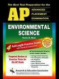 AP Environmental Science (REA) - The Best Test Prep for Advanced Placement (Advanced Placement (AP) Test Preparation)