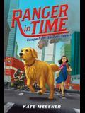 Escape from the Twin Towers (Ranger in Time #11) (Library Edition), 11