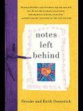 Notes Left Behind