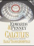Calculus with Analytic Geometry-Early Transcendentals Version (5th Edition)