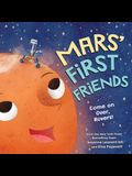 Mars' First Friends: Come on Over, Rovers!