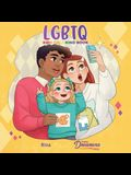 LGBTQ Kids Coloring Book: For Kids Ages 4-8, 9-12