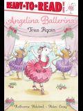 Angelina Ballerina Tries Again: Ready-To-Read Level 1