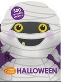 Sticker Friends: Halloween: 300 Reusable Stickers