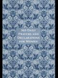 365 Daily Prayers & Declarations for Women