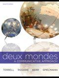 Wblm for Deux Mondes (Cahier d'Exercices)