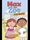 Max and Zoe at the Doctor