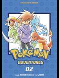 Pokémon Adventures Collector's Edition, Vol. 2, Volume 2