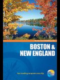 Traveller Guides Boston & New England, 4th: Popular, compact guides for discovering the very best of country, regional and city destinations (Travellers - Thomas Cook)
