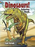 Dinosaurs] Coloring Book