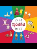 Opposites for Kids age 1-3 (Engage Early Readers: Children's Learning Books) with FREE EBOOK