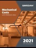 Mechanical Costs with Rsmeans Data: 60021