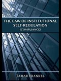 Institutional Self-Regulation (Compliance)