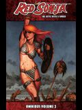 Red Sonja: She-Devil with a Sword Omnibus Volume 3