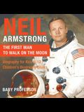 Neil Armstrong: The First Man to Walk on the Moon - Biography for Kids 9-12 - Children's Biography Books