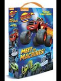 Meet the Machines! (Blaze and the Monster Machines): 4 Board Books