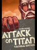 Attack on Titan: Colossal Edition, Volume 1