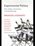 Experimental Politics: Work, Welfare, and Creativity in the Neoliberal Age