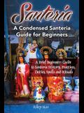 Santeria: A Brief Beginners Guide to Santeria History, Practices, Deities, Spells and Rituals. A Condensed Santeria Guide for Be