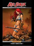 Red Sonja: She Devil with a Sword Volume 4