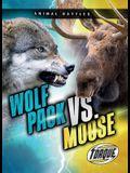 Wolf Pack vs. Moose