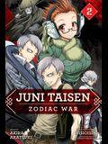 Juni Taisen: Zodiac War (Manga), Vol. 2, Volume 2