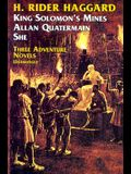 King Solomon's Mines, Allan Quatermain, She