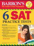 Barron's 6 SAT Practice Tests