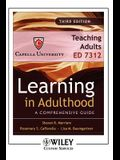 (Wcls)Learning in Adulthood 3e Capella