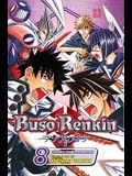 Buso Renkin, Vol. 8, 8