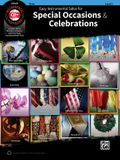 Easy Instrumental Solos for Special Occasions & Celebrations: Flute, Book & CD