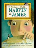 The Miniature World of Marvin & James (The Masterpiece Adventures)