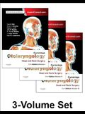 Cummings Otolaryngology: Head and Neck Surgery, 3-Volume Set