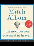 The Next Person You Meet in Heaven Low Price CD: The Sequel to the Five People You Meet in Heaven