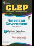 CLEP American Government (REA) (CLEP Test Preparation)