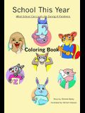 School This Year: What School Can Look Like During a Pandemic Coloring Book