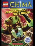 Danger In The Outlands (Turtleback School & Library Binding Edition) (Lego Legends of Chima)